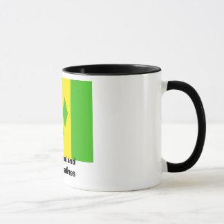 St. Vincent and the Grenadines Mug