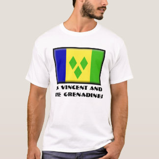 St. Vincent and the Grenadines T-Shirt