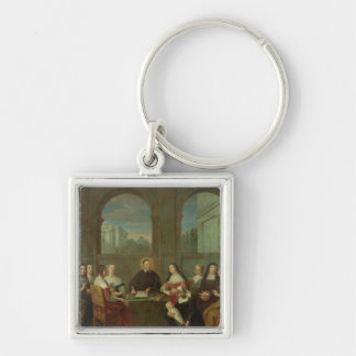 St. Vincent de Paul and the Sisters of Charity Key Ring