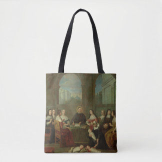 St. Vincent de Paul and the Sisters of Charity Tote Bag