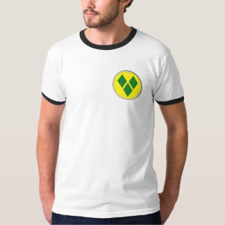 St. Vincent Flag T-Shirt