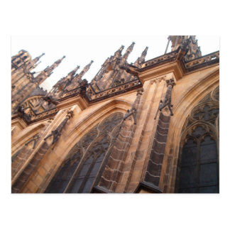 St. Vitus Cathedral Postcard