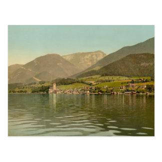 St Wolfgang, Austria Postcard