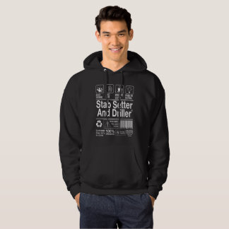 Stab Setter And Driller Hoodie