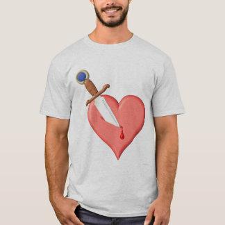 Stabbed Heart T-Shirt