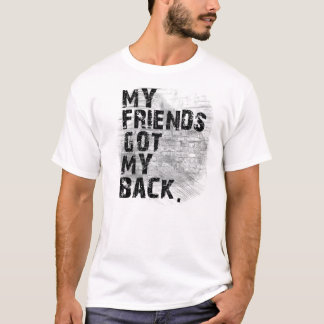 Stabbed in the Back t-shirt