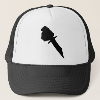 Stabbing Trucker Hat