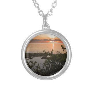 Stability at Key Biscayne Silver Plated Necklace