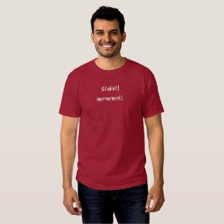 Stability improvements tshirt