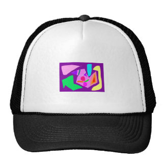 Stability Society Culture Communication Music Box Mesh Hats