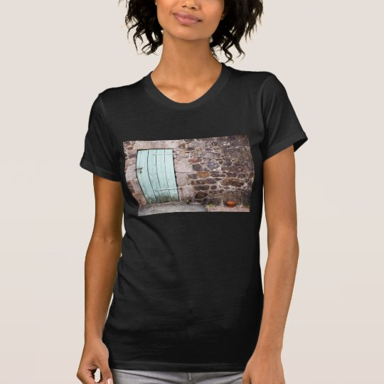 Stable Door and Stone Wall Womens TShirt