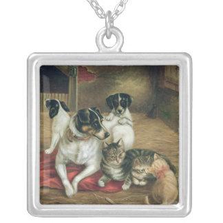 Stable friends necklaces