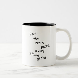 Stable Genius Mug