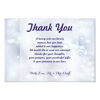 Stable Gray Stardust  Thank you Card