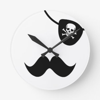 Stache and Patch Clock