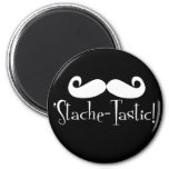 'Stache-tastic Refrigerator Magnets