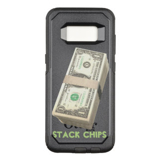 stack chips OtterBox commuter samsung galaxy s8 case