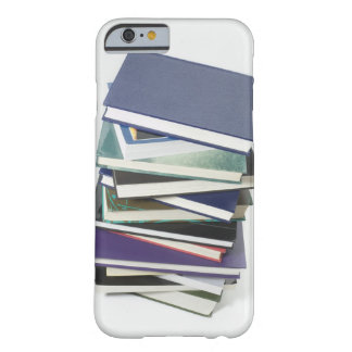 Stack of books barely there iPhone 6 case