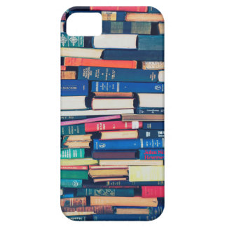 Stack of books case for the iPhone 5