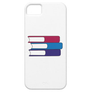 Stack of Books iPhone 5 Case