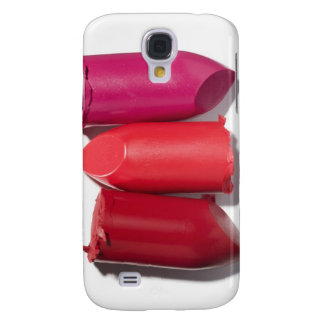 Stack of broken lipstick samsung galaxy s4 covers