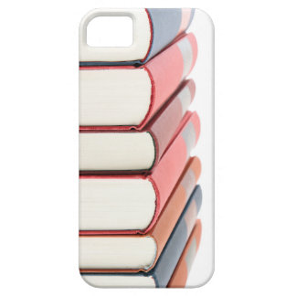 Stacked Books Phone Case