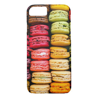 Stacked macarons iPhone 7 case