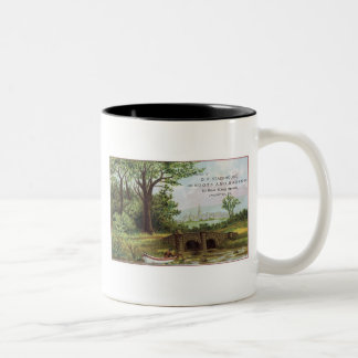 Stackhoue Boots and Shoes Coffee Mug