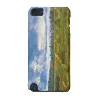 Stacks by Vincent van Gogh iPod Touch 5G Cover