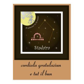 Stadaira 24 more settember fin 23 of october postcard