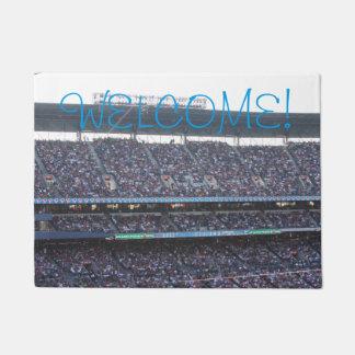 Stadium Crowd Doormat