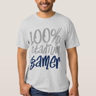 Stadium Gamer (All NAVY) Tshirts
