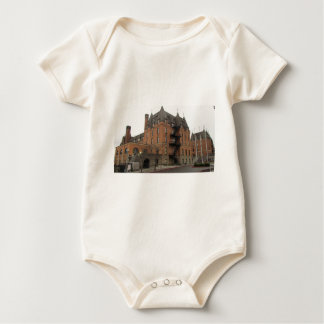 Stadium High School Baby Bodysuit