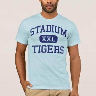 Stadium - Tigers - High School - Tacoma Washington T-Shirt
