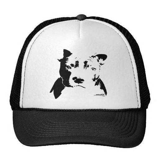 staff mesh hats