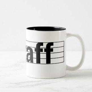 Staff mug