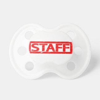 Staff Stamp Dummy