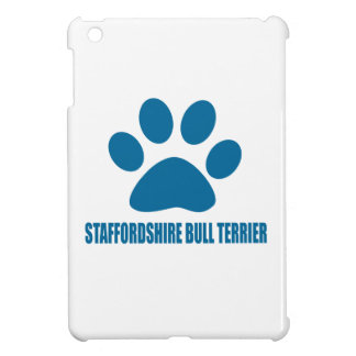 STAFFORDSHIRE BULL TERRIER DOG DESIGNS CASE FOR THE iPad MINI