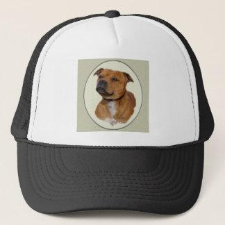 Staffordshire Bull Terrier Gifts Trucker Hat