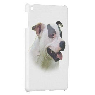 Staffordshire Bull Terrier iPad Mini Cover