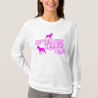 STAFFORDSHIRE BULL TERRIER SHIRT
