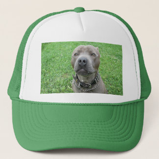 Staffy Has The Drool Face On, Trucker Hat
