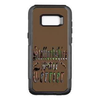 Staffy Logo, OtterBox  Samsung Galaxy S8+ Case