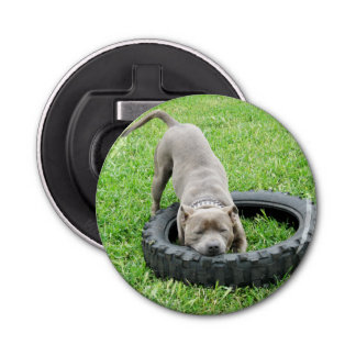 Staffy Play Time, Magnetic Bottle Opener