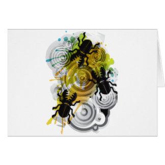 Stag_Beetle Card