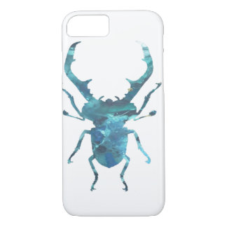 Stag beetle iPhone 7 case