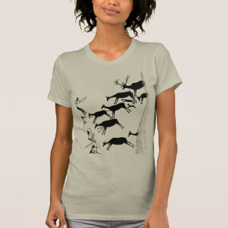 Stag Hunting in Valltoria T-Shirt