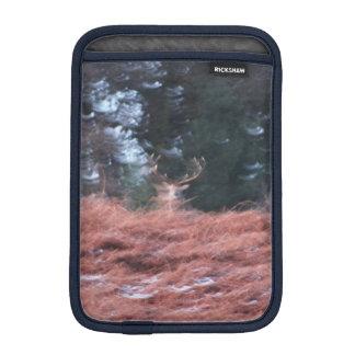 Stag on a hill iPad mini sleeve