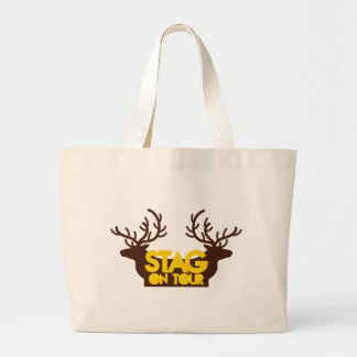 STAG on TOUR Canvas Bags
