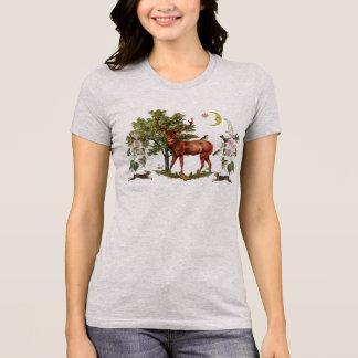 Stag Spirit Animal T-Shirt